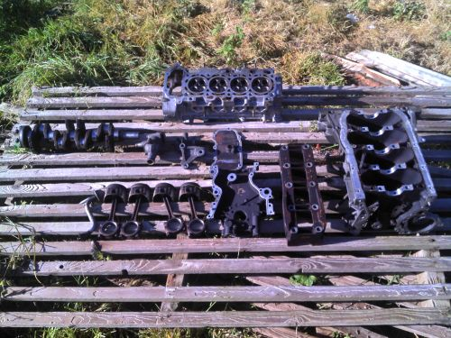 Nissan Micra Engine (before blasting) Gallery